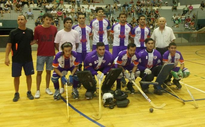 Equipo de Unión Vecinal Richet y Zapata, de San Juan.