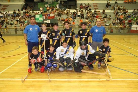 Colonial de Pirque clasificó a la fase de Campeonato tanto en la rama masculina como en la femenina.