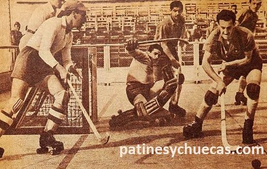 """Mundial 1954, Chile vs. Portugal. La """"zona"""" del básquetbol aplicada por la Roja complicó a los lusitanos."""