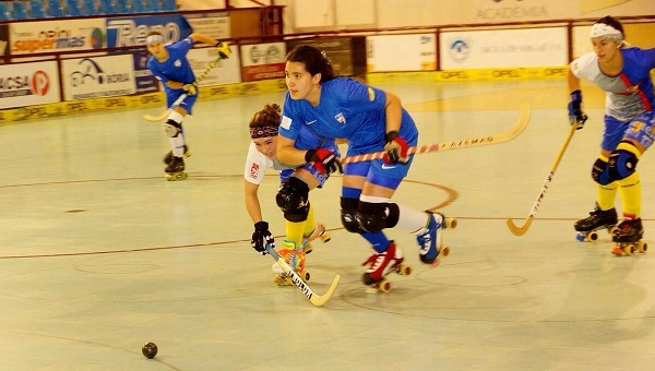 Cata Flores jugará la Copa de la Reina con el CP Las Rozas.