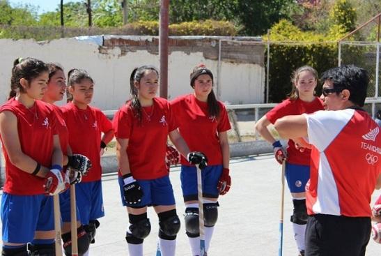 Siempre con la dirección de Rodrigo Quintanilla, las Marcianitas continuarán su preparación en Mendoza.
