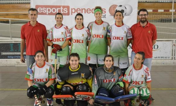 Sferic Terrasa se adjudicó el Clásico de las Chilenas en la Ok Liga femenina.