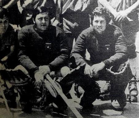 Jaime Cabello y Sandro Zolezzi