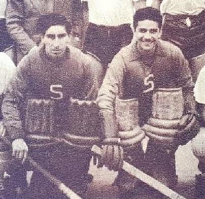 Jorge Cordero y Juan Rojas