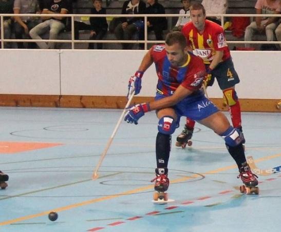 Marc Figa aportó con un gol en la revitalizadora victoria del Alcoy.