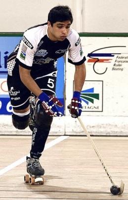 Felipe Castro se matriculó con cuatro tantos en el fin de semana.