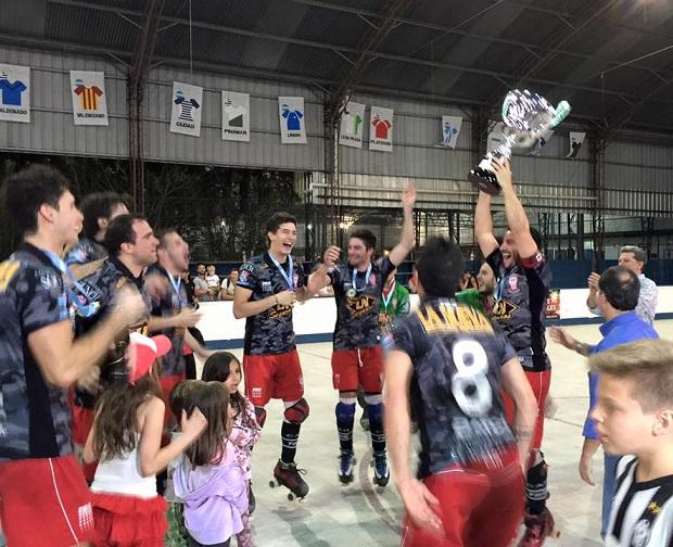 Huracán de Buenos Aires es el actual campeón sudamericano de clubes.
