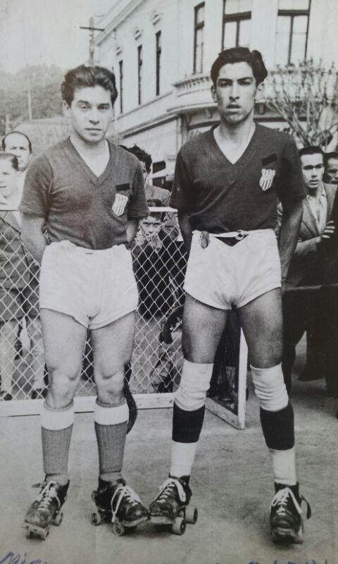 Miguel Tordecilla y Raúl Garay, ídolos eternos ciclonenses.