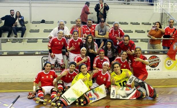 Maca Ramos sumó su segundo título en Portugal.