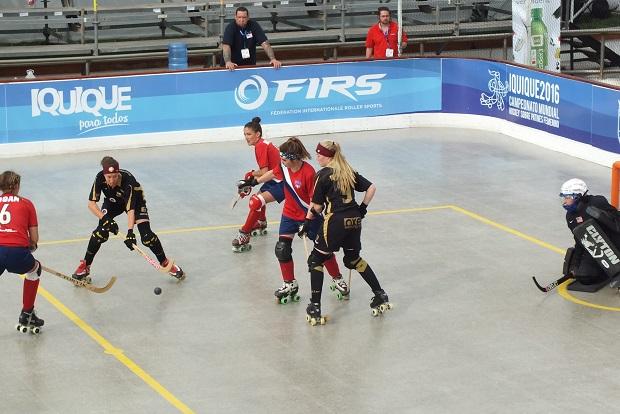 Contundentes fueron las alemanas para firmar su paso a los Cuartos de Final.