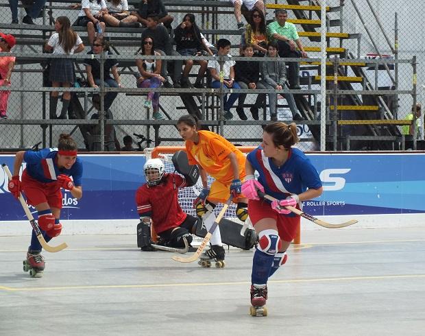 Las Gringas apuestan a una potencial clasificación como mejor tercero. (crédito foto: Sergio Contreras S.)
