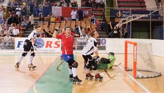 Hace dos años, en Tourcoing, Chile venció 2-0 a Alemania.