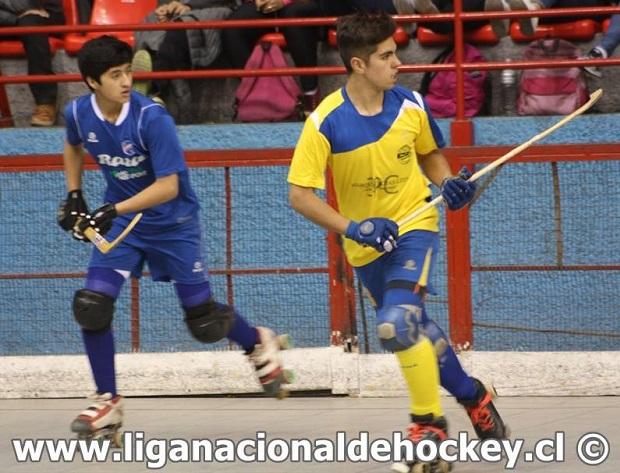 Con su goleada sobre Estudiantil San Miguel, Thomas Bata ya está en la ronda de los cuatro mejores.