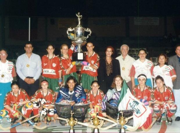 Portuguesa de Desportos fue el primer campeón sudamericano femenino de clubes, hace 19 años.