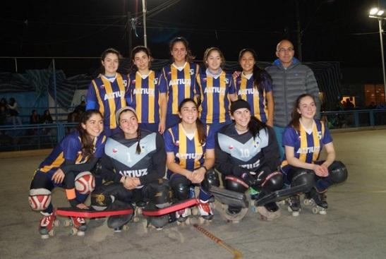 San Agustín -con Beatriz Gaete, Francisca Donoso y Paulina Santibáñez como referentes- debiera ser uno de los representantes chilenos en el 4° Sudamericano Femenino.