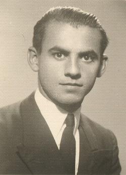 Cipriano Fernández de Retana, el padre del hockey leonpradino.