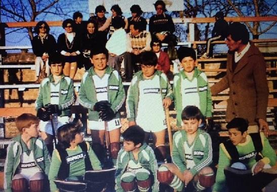 El club Academia fue uno de los representativos del IMLP entre 1970 y 1979.