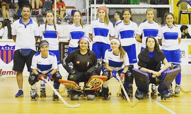 Las damas de Universidad Católica disputarán el séptimo puesto del torneo.