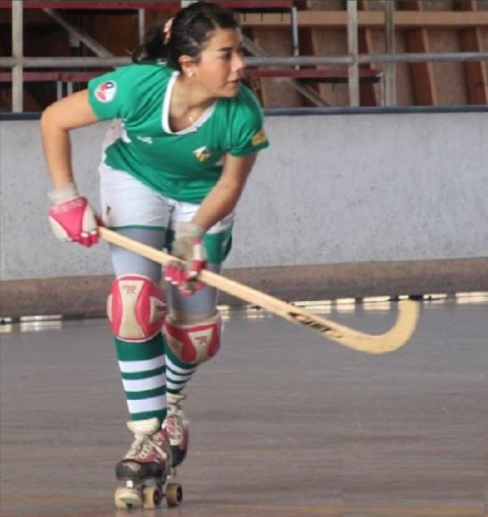 Las chicas del Patín Vilanova marcarán un hito en Mendoza: serán el primer equipo femenino chileno en jugar en un Sudamericano de Clubes.