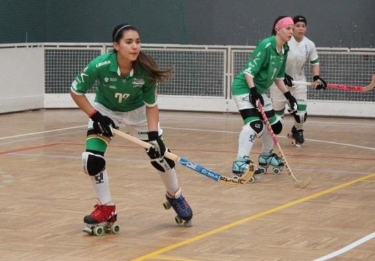 Cata Flores lo hizo otra vez. Jugará su segunda Copa de la Reina, ahor defendiendo al HC Liceo.