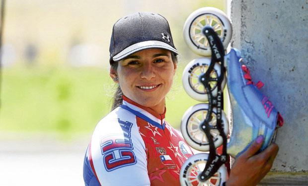 María José Moya aumentará su curriculum deportivo con los Juegos Mundiales en Polonia.